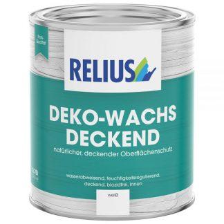 DEKO-WACHS-DECKEND