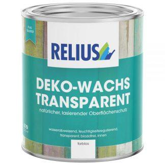 DEKO-WACHS TRANSPARENT